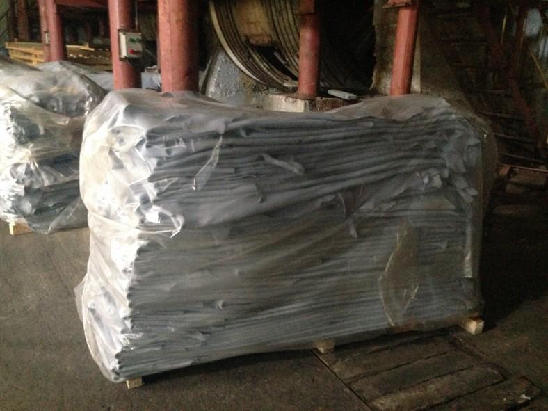Wet Blue cattle hides, Origin Ukraine - Leather, leather stocklots